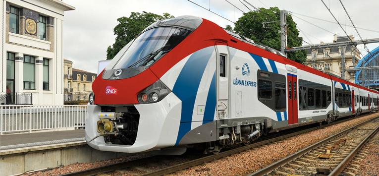 Le Léman Express arrive !
