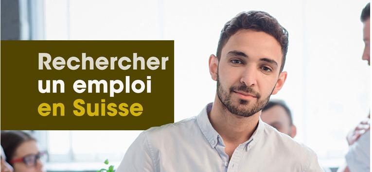 Travailler en Suisse : nos brochures