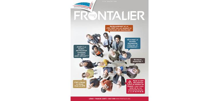 Le Frontalier Mag de Fevrier en version interactive