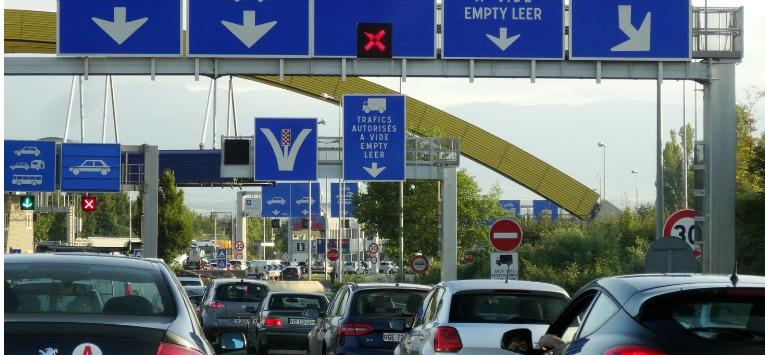 Fermeture des douanes suisses