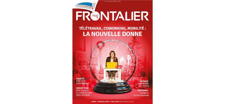 Le Frontalier Mag de Décembre est en ligne
