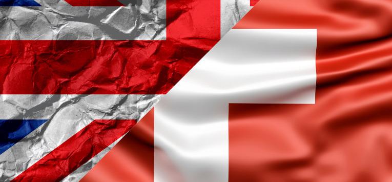 Britannique, souhaite devenir frontalier en Suisse