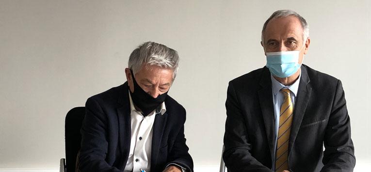 Carsat et MTE : un partenariat renforcé !