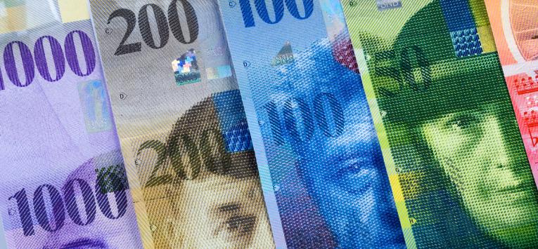 Les billets de banque de la