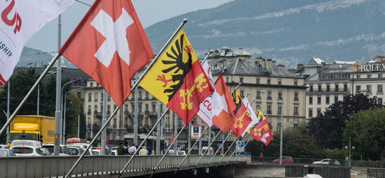 Transport : Rénovation du pont du Mont-Blanc à Genève