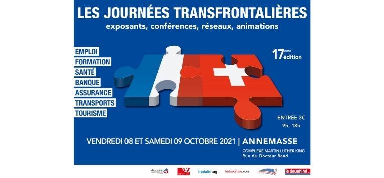 Save the date ! Journées Transfrontalières les 8 et 9 octobre !