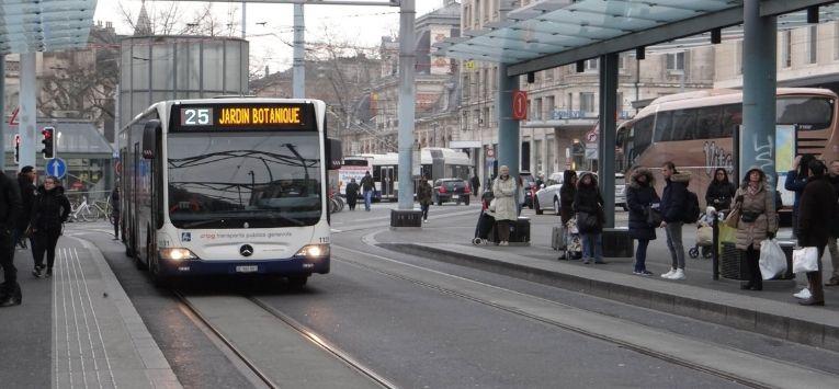 Genève : repenser la mobilité notamment transfrontalière